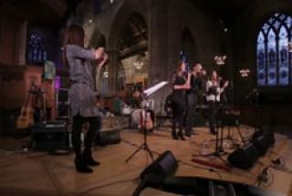 The Psalm Project perform Psalm 134 at St John's Kirk, Perth